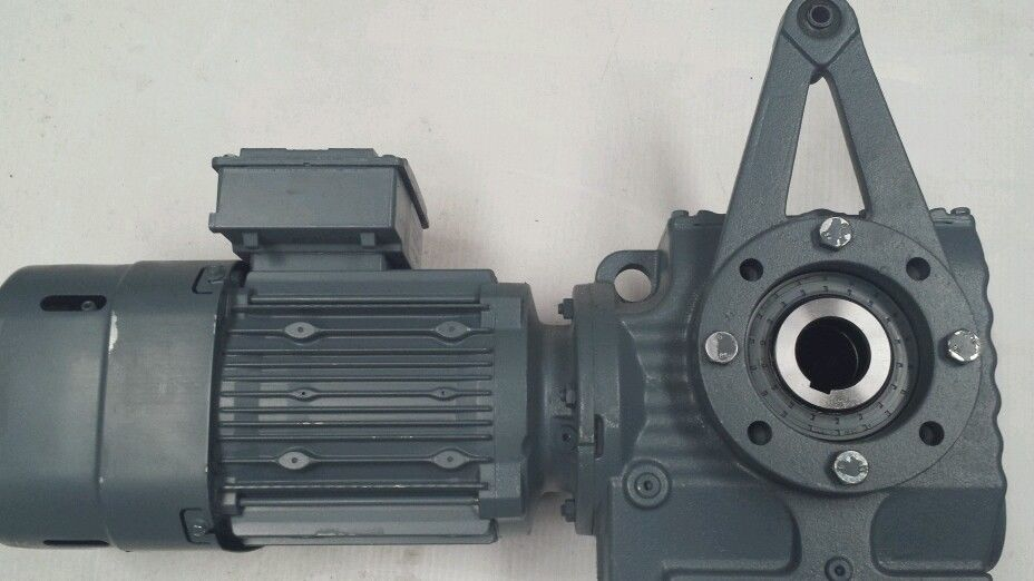 Sew Eurodrive Gearbox With Brake Motor 3 Ph 41rpm