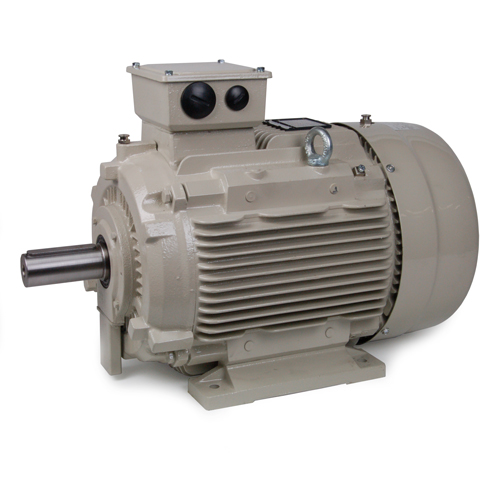 Teco Westinghouse Three 3 Phase Electric Motor 1400 Rpm