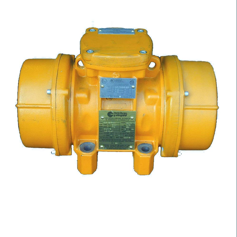 Explosion Proof Rotary Vibrators (Type-CDX) 1