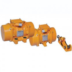 High Frequency Rotary Vibrators (Type ITVAF, ITV-VR)