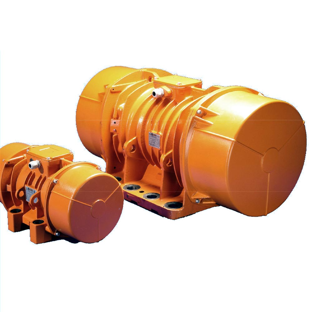 Increased Safety Rotary Vibrators (Type Eex e)