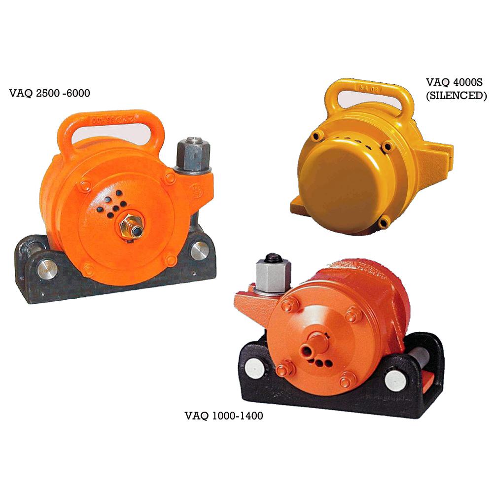Pneumatic Rotary Vibrator (Type VAQ)