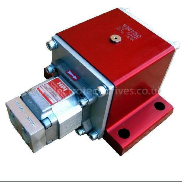 Rotary Vibrator (Type VHE 5)