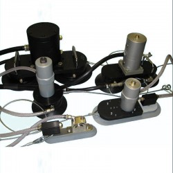 Vacuum Clamps (Type VTC)