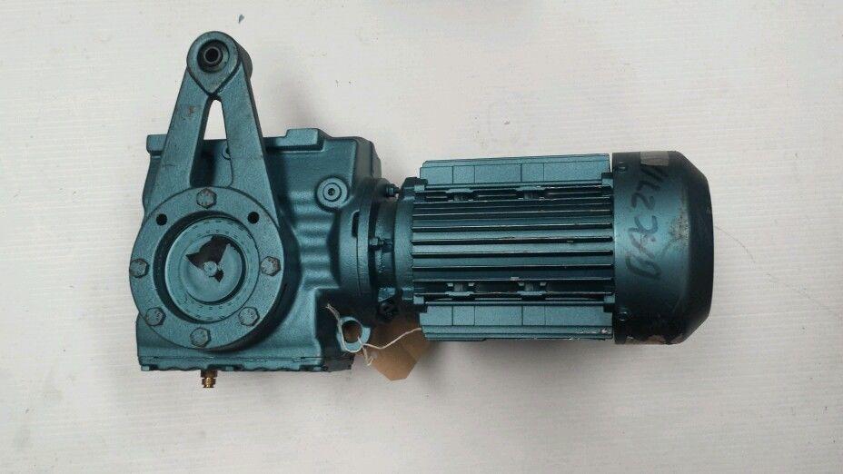 Sew Eurodrive Gearbox Sa57tdt80m4 0 75kw Motor 84rpm 16 47