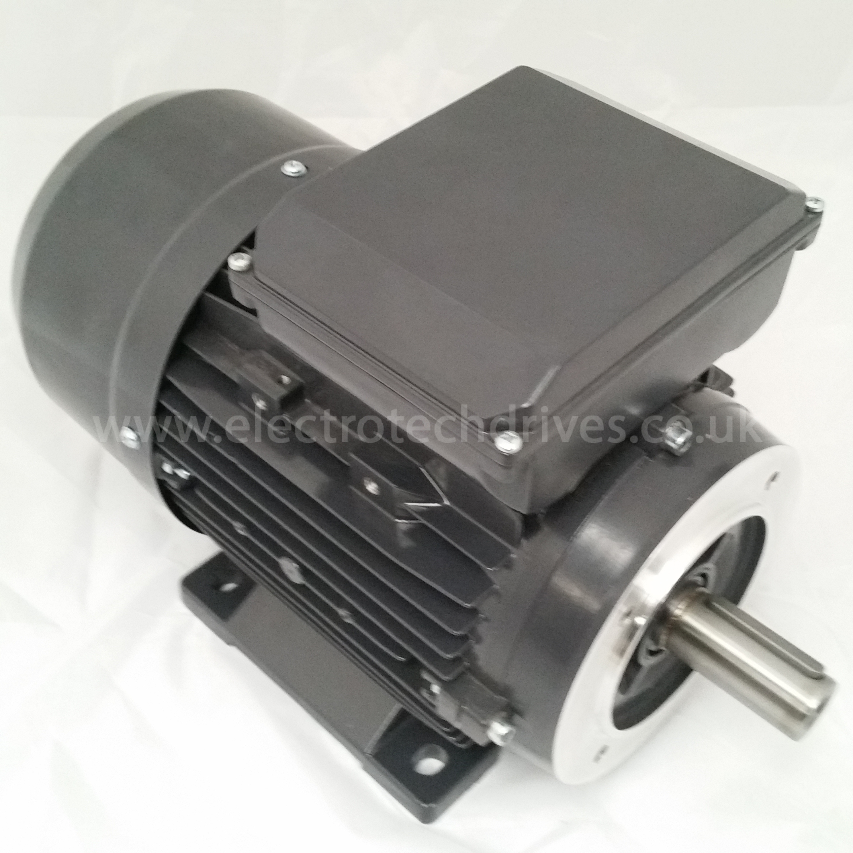 5hp single phase electric motor 3 7kw 2800rpm high torque for Single phase motor drive