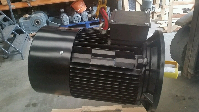 TECO WESTINGHOUSE 55KW ELECTRIC MOTOR 75HP 1500RPM 4 POLE 415V