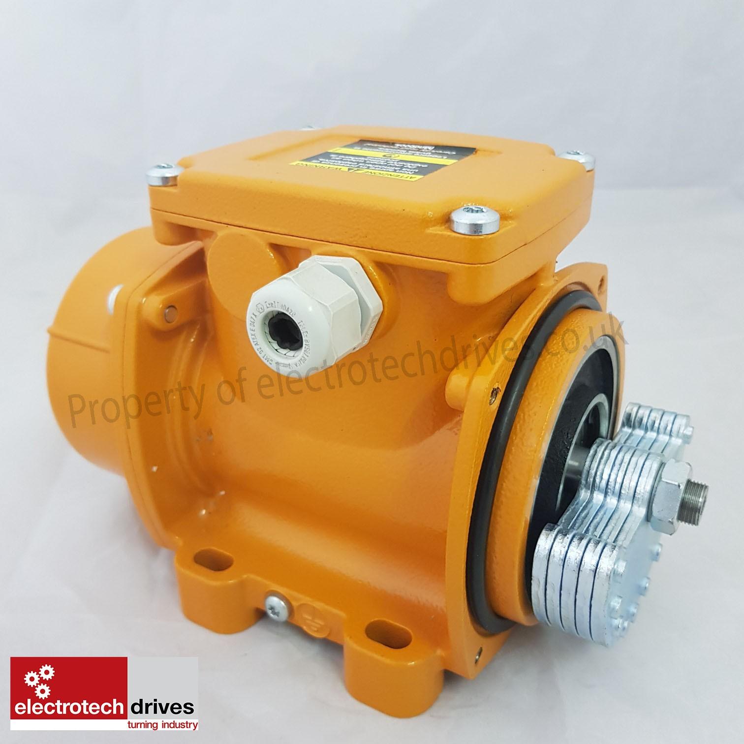 Italvibras Vibrator Motor Mvsi3  1300