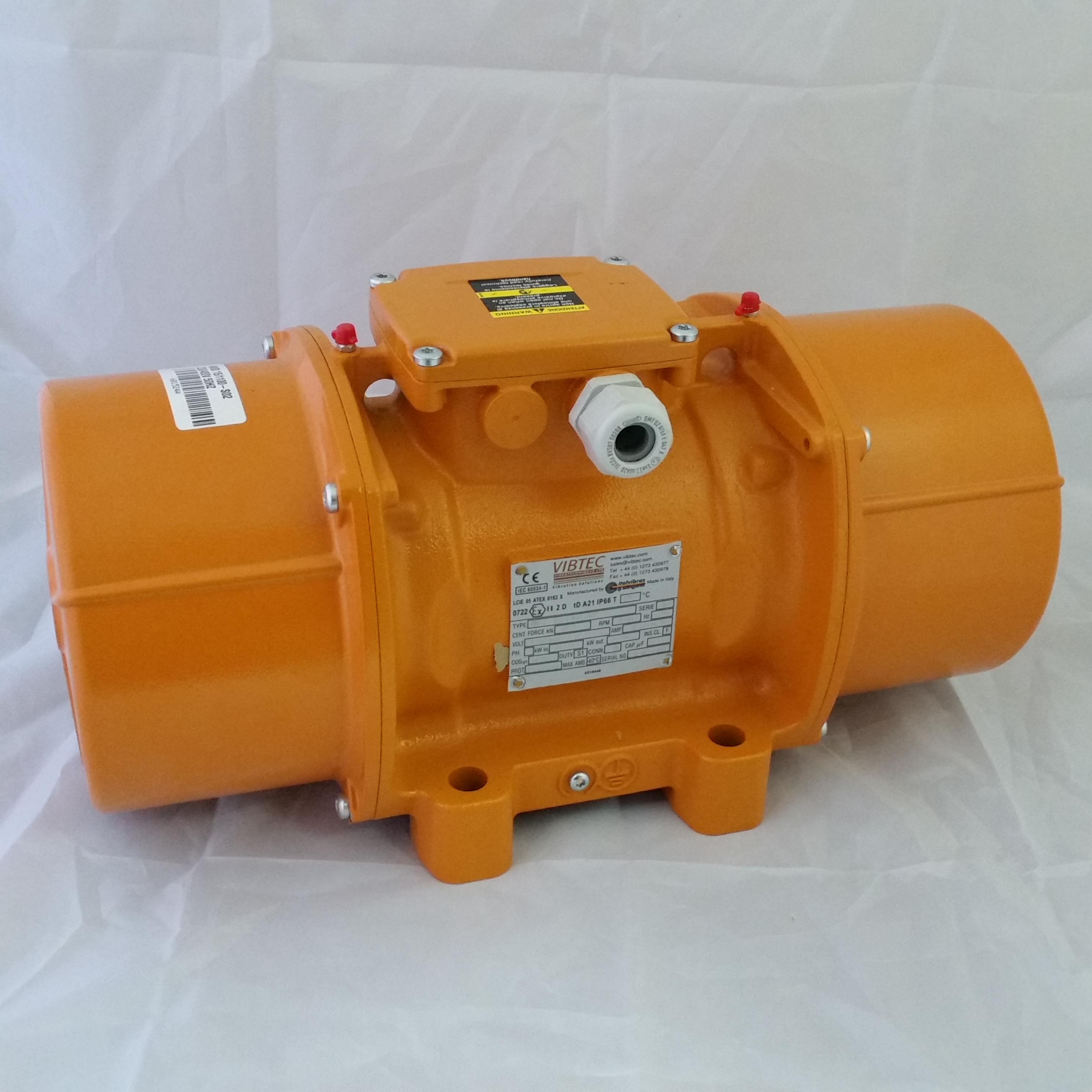 vibtec vibrator motor mvsi15  1100 s02 3 phase 0 55kw 1 phase motor wiring diagram