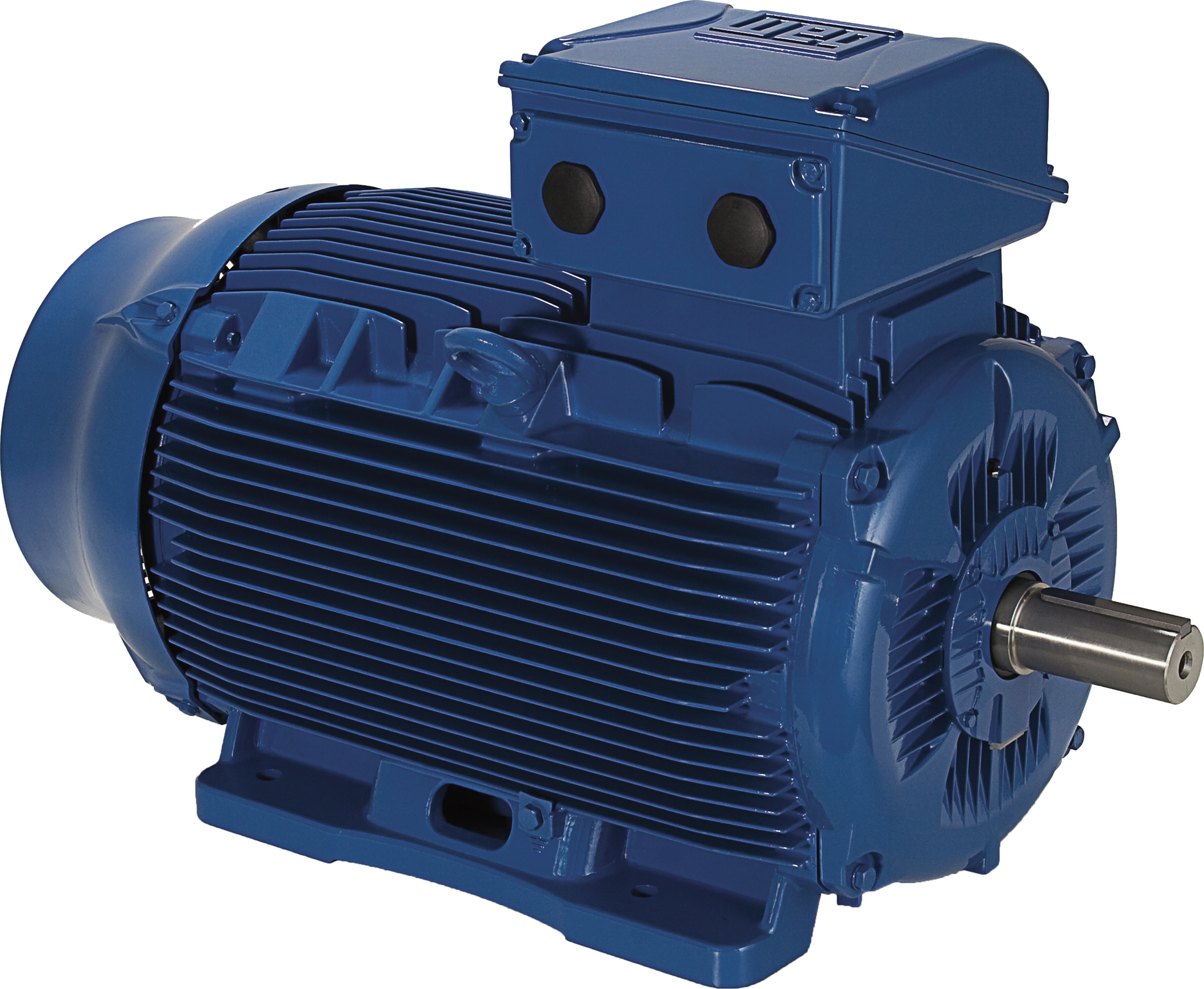 weg electric motor 45kw 1500rpm ie2 cast iron