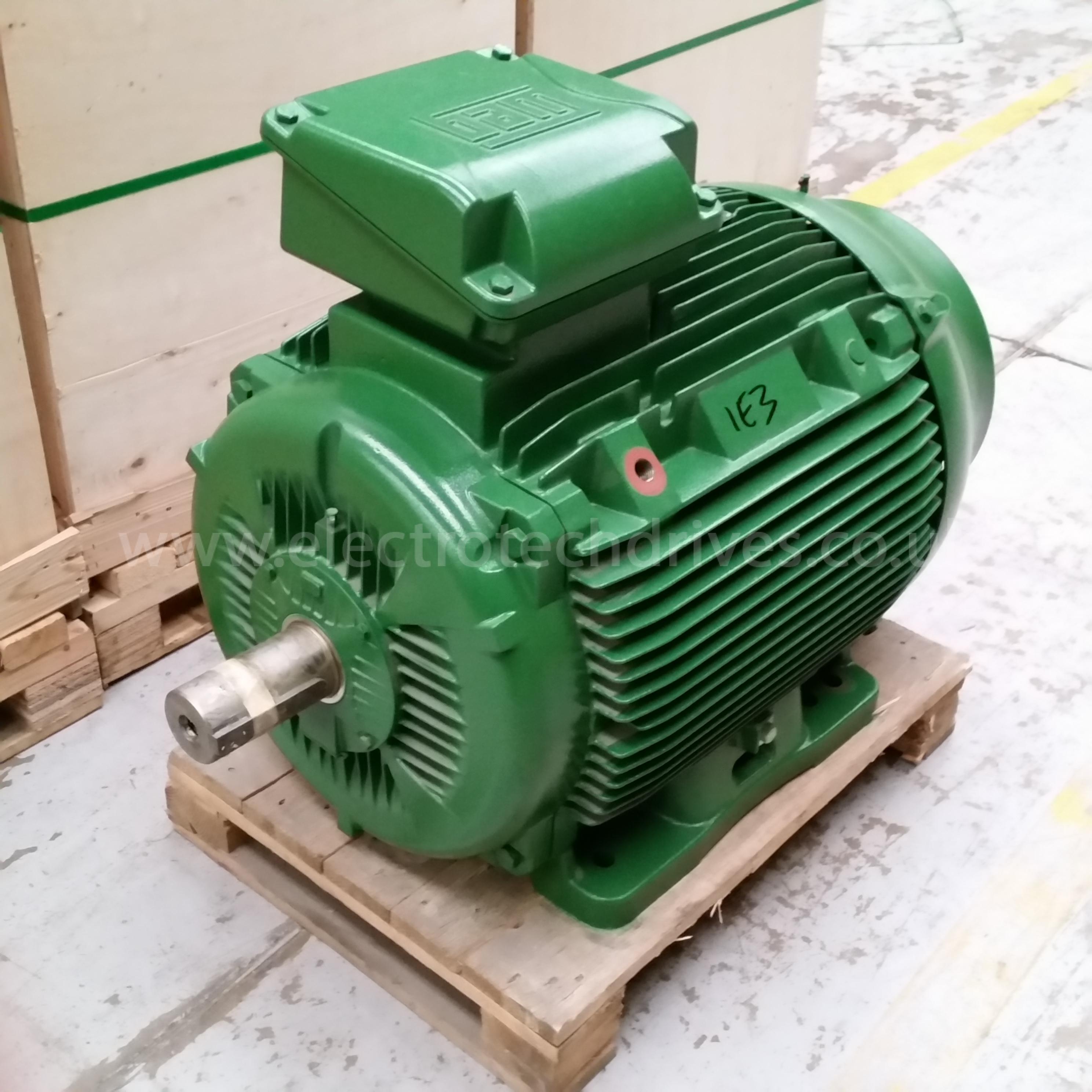 Weg Electric Motor 75kw 100hp 1500rpm W22 Premium Ie3 High