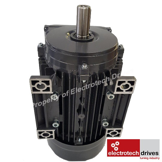 Compressor Motor 2 2kw 3hp 2800rpm 240v Single Phase  U2013 High Torque Capacitor Start  Run