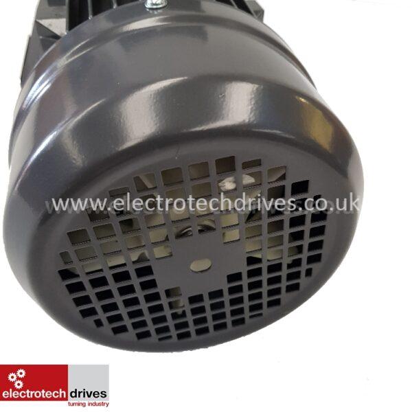 0.09kw - 7.5kw Three Phase Aluminium Motors Ireland - 0.12hp -10hp Motors Ireland
