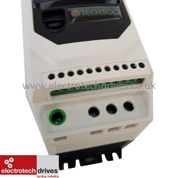 IP20 Electric Motor Inverter 0.37kw