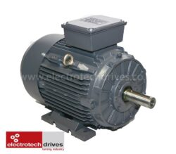 Three Phase Cast Iron Electric Motors 4.0kw - 315kw