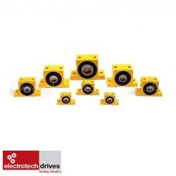 Pneumatic Turbine Vibrators